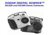 柯达DC260数码相机说明书