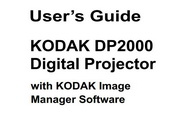 柯达DP2000数码相机说明书