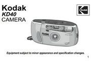 柯达 KD40数码照相机
