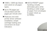 柯达PPM 215 Specifications数码照相机