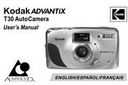 柯达 T30数码相机说明书