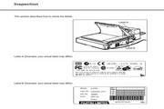 富士通 Fi-4750L扫描仪说明书