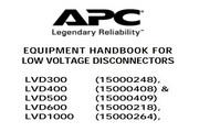 APC LVD 1000 48 V说明书