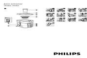 飞利浦 搅拌机HR2825型 说明书