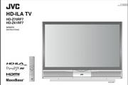 杰伟世HD-Z61RF7电视说明书