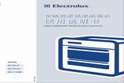 伊莱克斯 全能全净ED90-66型食具消毒柜 说明书