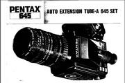 宾得645 Auto Extension Tube A数码相机英文说明书