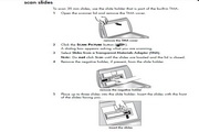 HP惠普Scanjet 8290扫描仪简体中文版说明书