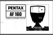 宾得AF160 Flash数码相机英文说明书
