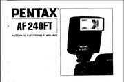 宾得AF240FT Flash数码相机英文说明书