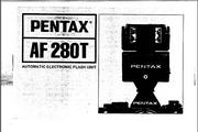 宾得AF280T Flash数码相机英文说明书