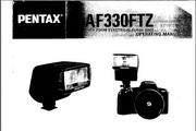 宾得AF330FTZ Flash数码相机英文说明书