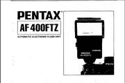 宾得AF400FTZ Flash数码相机英文说明书
