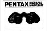 宾得Binoculars and Monoculars数码相机英文说明书