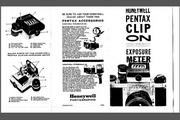 宾得Clip-on Exposure Meter数码相机英文说明书