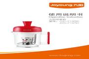 九阳 豆浆机JYD-F13P91型 使用说明书