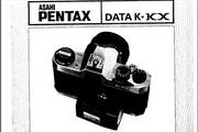 宾得Data K-KX数码相机英文说明书