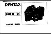 宾得Data LX数码相机英文说明书