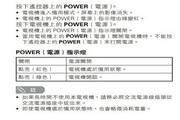 声宝LC-32D30H-WH型液晶电视机说明书