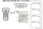 声宝LC-20B4H型液晶电视机说明书