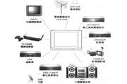 歌林HCT-343型数位倍频电视机使用说明书