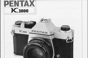 <i>宾得</i>K1000数码相机英文<i>说明书</i>