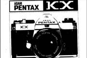 <i>宾得</i>KX数码相机英文<i>说明书</i>