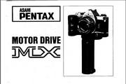 宾得Motor Drive MX数码相机英文说明书