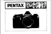 宾得MV-1数码相机英文说明书