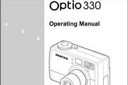 宾得Optio 330相机英文说明书