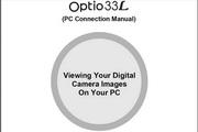 宾得Optio 33L (PC Connection Manual)相机英文 说明书