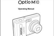 宾得Optio M10 Manual相机英文说明书