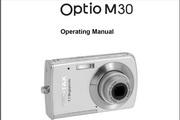 宾得Optio M30 Manual相机英文说明书