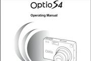宾得Optio S4相机英文说明书