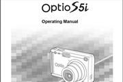 宾得Optio S5i相机英文说明书