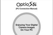 宾得Optio S5i (PC Connection Manual)相机英文说明书