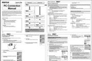宾得Optio S6 Manual (PC Connection)相机英文说明书