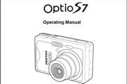 宾得Optio S7 Manual相机英文说明书