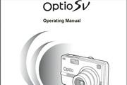 宾得Optio SV相机英文说明书