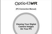 宾得Optio43WR (PC Connection)相机英文说明书
