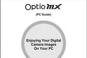 宾得OptioMX (PC Connection)相机英文说明书