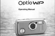 宾得OptioWP相机英文说明书
