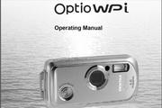 宾得OptioWPi Manual相机英文说明书