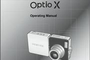 宾得OptioX相机英文说明书