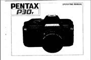 宾得P30T相机英文说明书