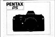宾得P-5相机英文说明书