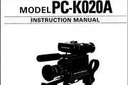 宾得PC-K020A相机英文说明书