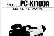 宾得PC-K1100A相机英文说明书