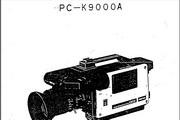 宾得PC-K9000A Camcorder相机英文说明书