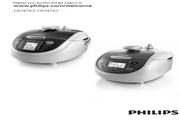 PHILIPS HD4761电饭煲 使用说明书